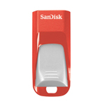 SanDisk CZ51II FlashDrive 32GB Red