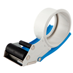 MESA Tape Dispenser 6x15.5x8.5 cm. Blue
