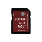 Kingston SDXC UHS-I U3 Memory Card 32 GB