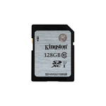 Kingston SDXC Class 10 Memory Card 128GB (SD10VG2)
