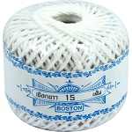 Boston White Twine 15 Strings 13 Yards