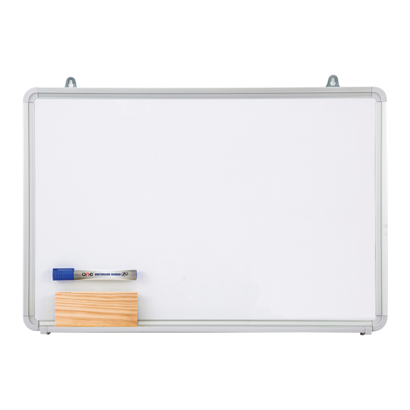 ONE Alumnium Frame Whiteboard 60x90 cm. Whiteboard
